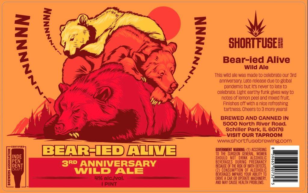 Bear-ied Alive