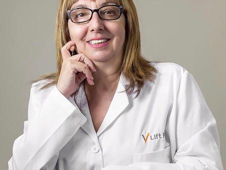 Entrevista a la Dra. Vicenta Llorca en Pasarela de Asfalto Luxury Edition
