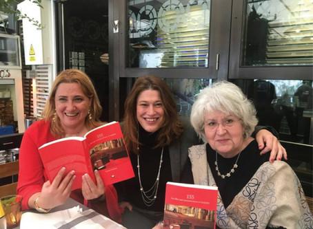 """Presentación del libro en Madrid. """"155, Los días que estremecieron a Cataluña"""".Teresa Freixes."""