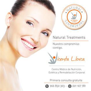 ¿Quieres saber más acerca de nuestros Natural Treatments?
