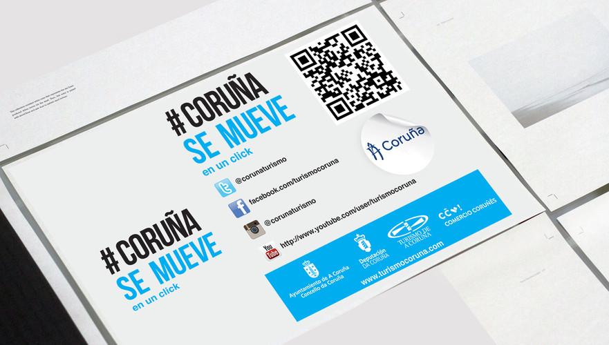 # Coruña se mueve...