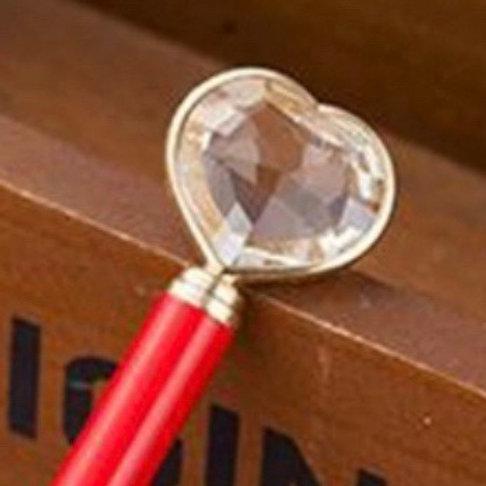 Heart shaped pen