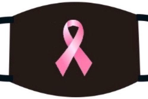 Pink Ribbon Mask