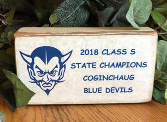 Custom Made Championship Sign