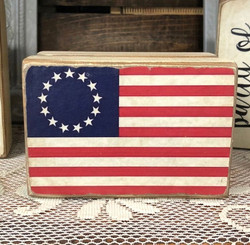 American Flag Signs