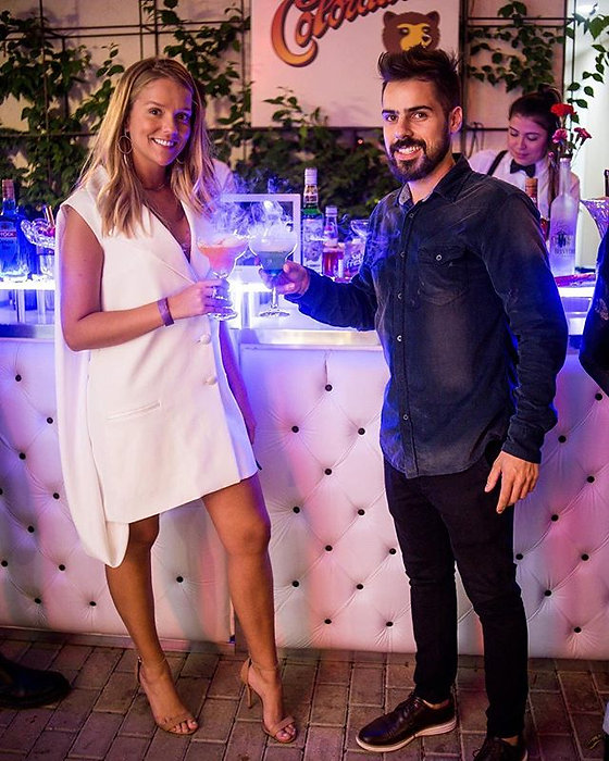 #bartenders #barmans #openbar #sp #berto