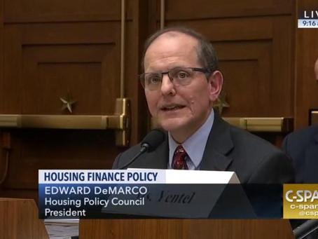 HPC President Testifies on Capitol Hill