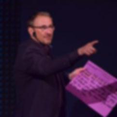 Roland w Purple Paper.jpg