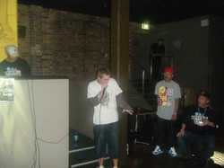 Beatboxing @ Scary Canary 3