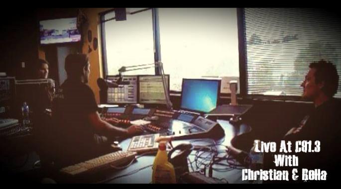 Live @ C91.3FM
