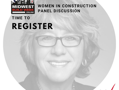 REGISTER FOR FREE! Women in Construction Panel Discussion