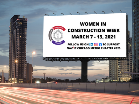 WOMEN IN CONSTRUCTION WEEK IS ALMOST HERE!