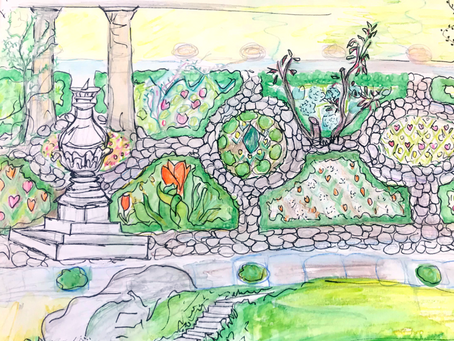 A Message from the Land of Plenty: Freedom + Form in Italian Gardens