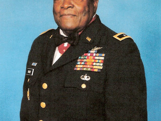 Buffalo Soldiers National Museum Honors Generals