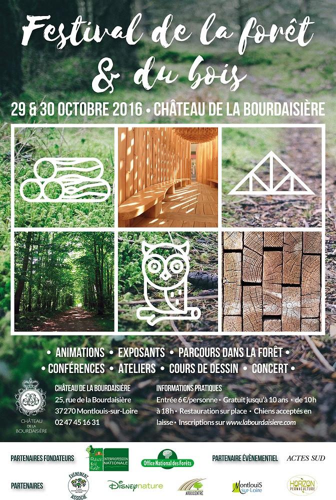 Le Fauteuil Adirondack Verneuil s'exposera au Festival de la forêt & du bois...