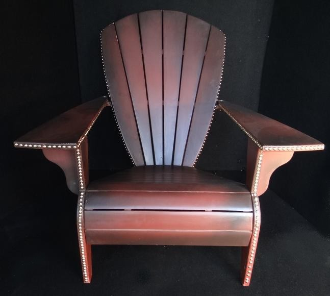Fauteuil Adirondack Verneuil Club 9