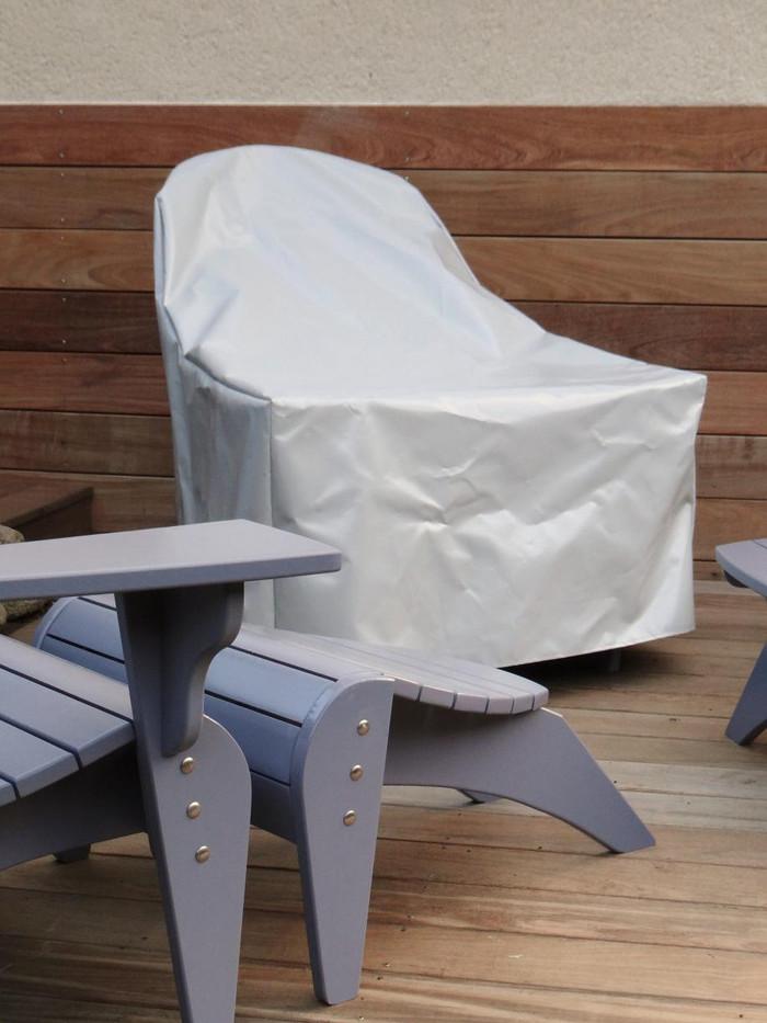 Nouveau, une housse de protection extérieur pour le Fauteuil Adirondack Verneuil