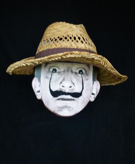 Porte-Chapeau Hat Rack Salvador Dali 1
