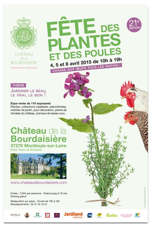 Le Fauteuil Adirondack Verneuil au Château de la Bourdaisière de Montlouis-sur-Loire pour la premièr