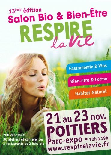 """Le Fauteuil Adirondack Verneuil au Salon """"Respire la vie"""" de Poitiers"""