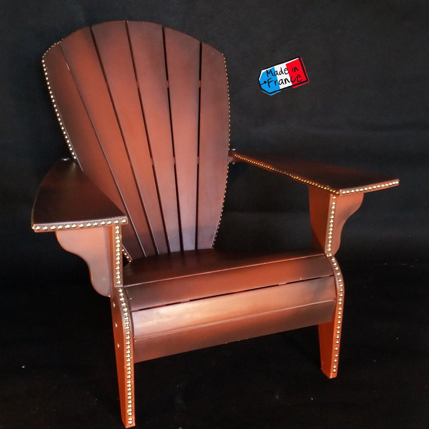 Fauteuil Adirondack Verneuil Club 236