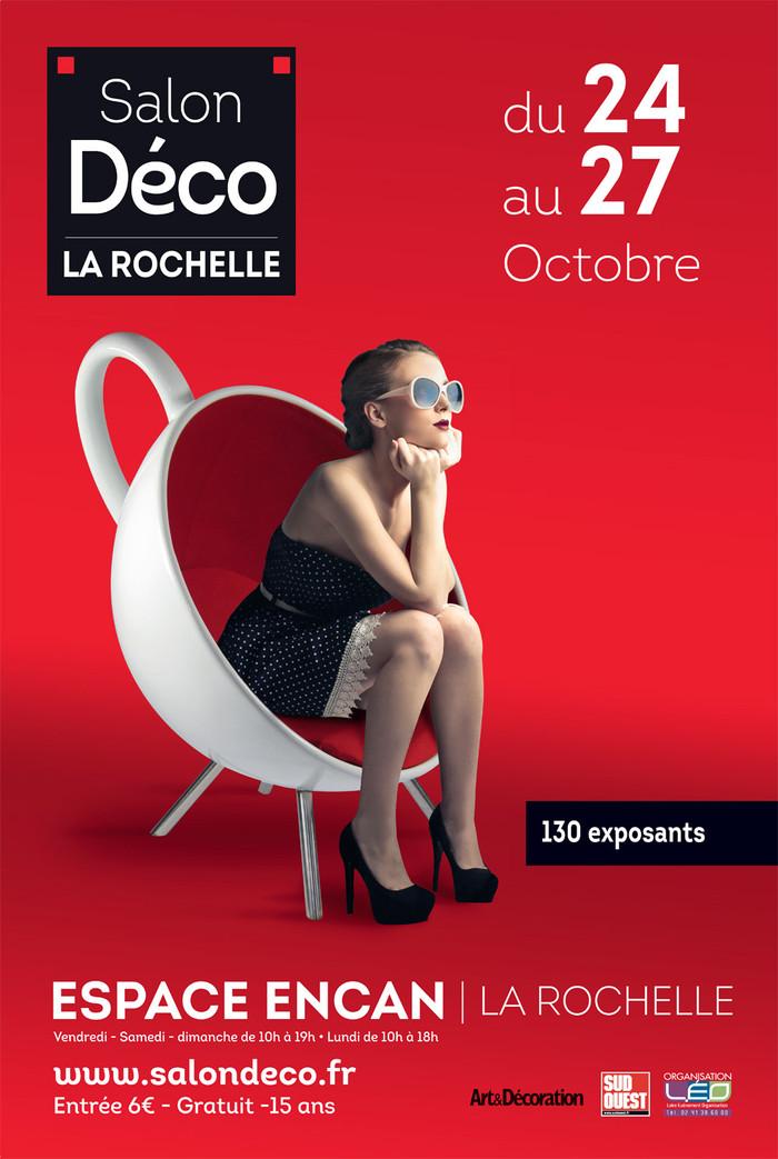 Le Fauteuil Verneuil Au Salon Déco de La Rochelle