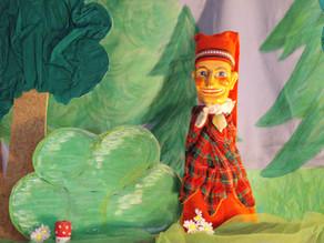 Афиша Белгородского театра кукол на апрель 2021 года