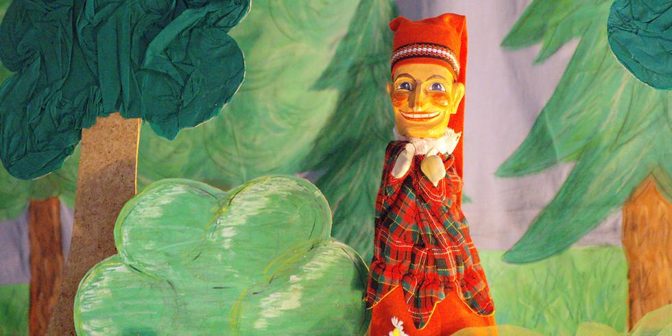 Atelier BND : Marionnettes pour scénette !