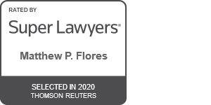 Attorney Flores selected to 2020 Super Lawyer list