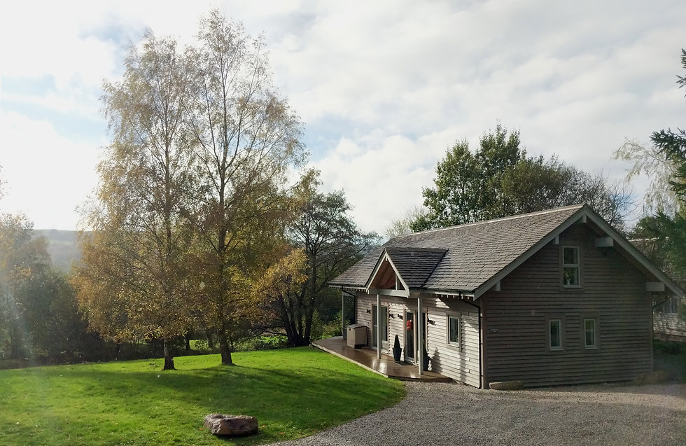 Washburn Valley Lodges