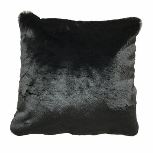 CHINCHILLA FAUX PILLOW 20 X 20