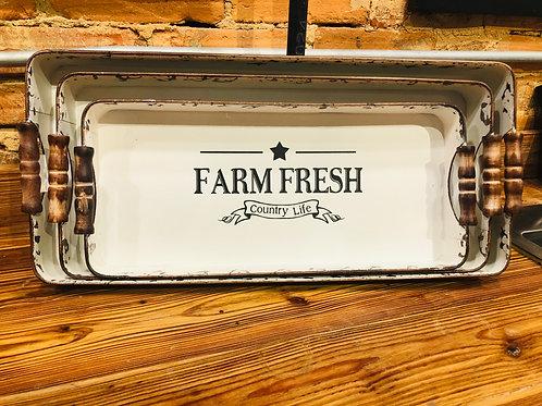 Farm Fresh Tray