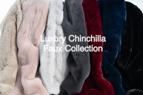LUXURY CHINCHILLA FAUX COLLECTION