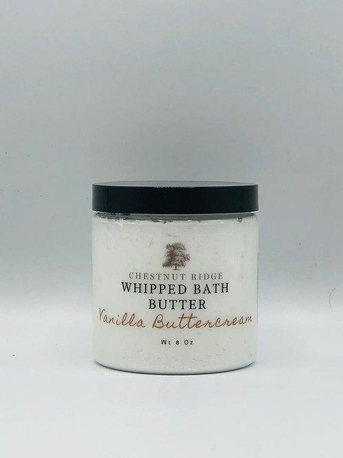 VANILLA BUTTER CREAM BATH BUTTER
