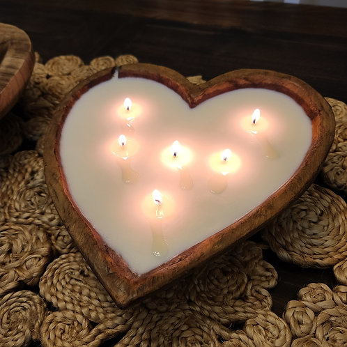 HEARTS OF FIRE 6 WICK
