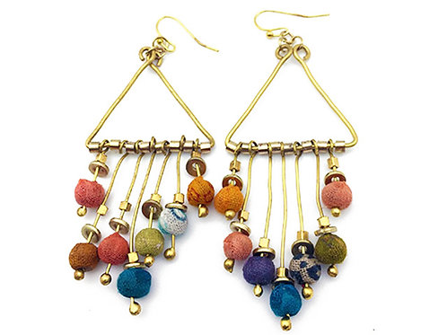 Nirjhar Earrings