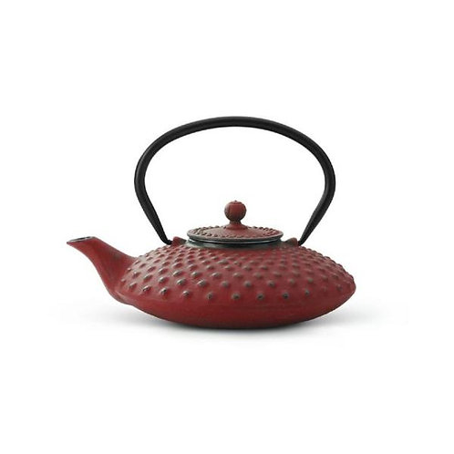 27 fl. oz. Red Xilin Teapot
