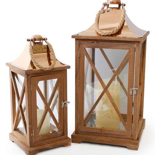 Longwood Lanterns ; Set of 2