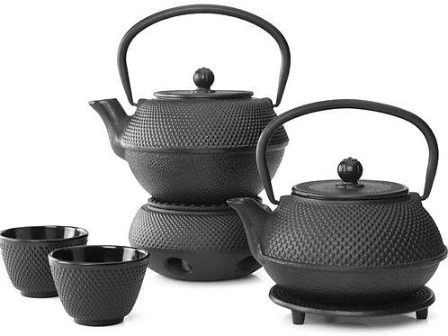 Teapot Jang 0.8L, black