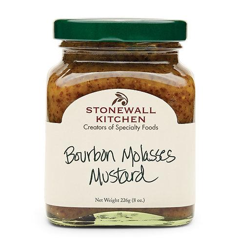 Bourbon Molasses Mustard