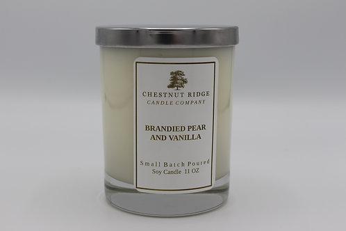 Brandied Pear & Vanilla
