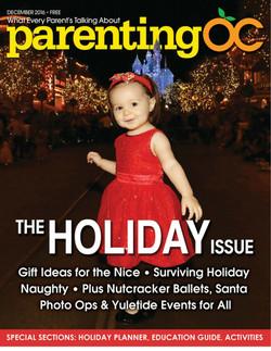 December Issue-Parenting OC Magazine