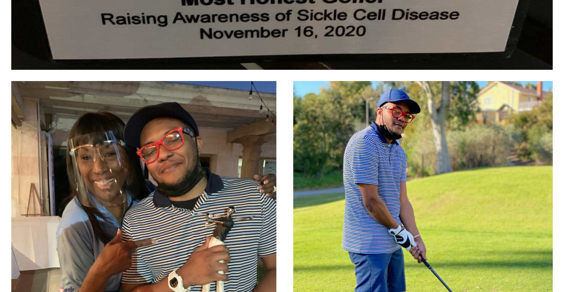Charon Simmons-Sickle Cell Spokesperson