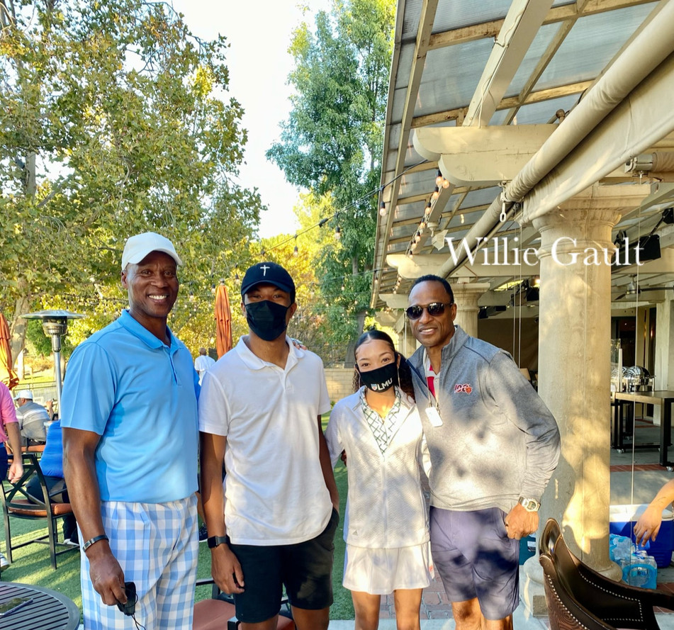 Golfing With Legends