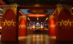佛教中心設計Buddhist Center Design Karma Kagyu HK  (6)