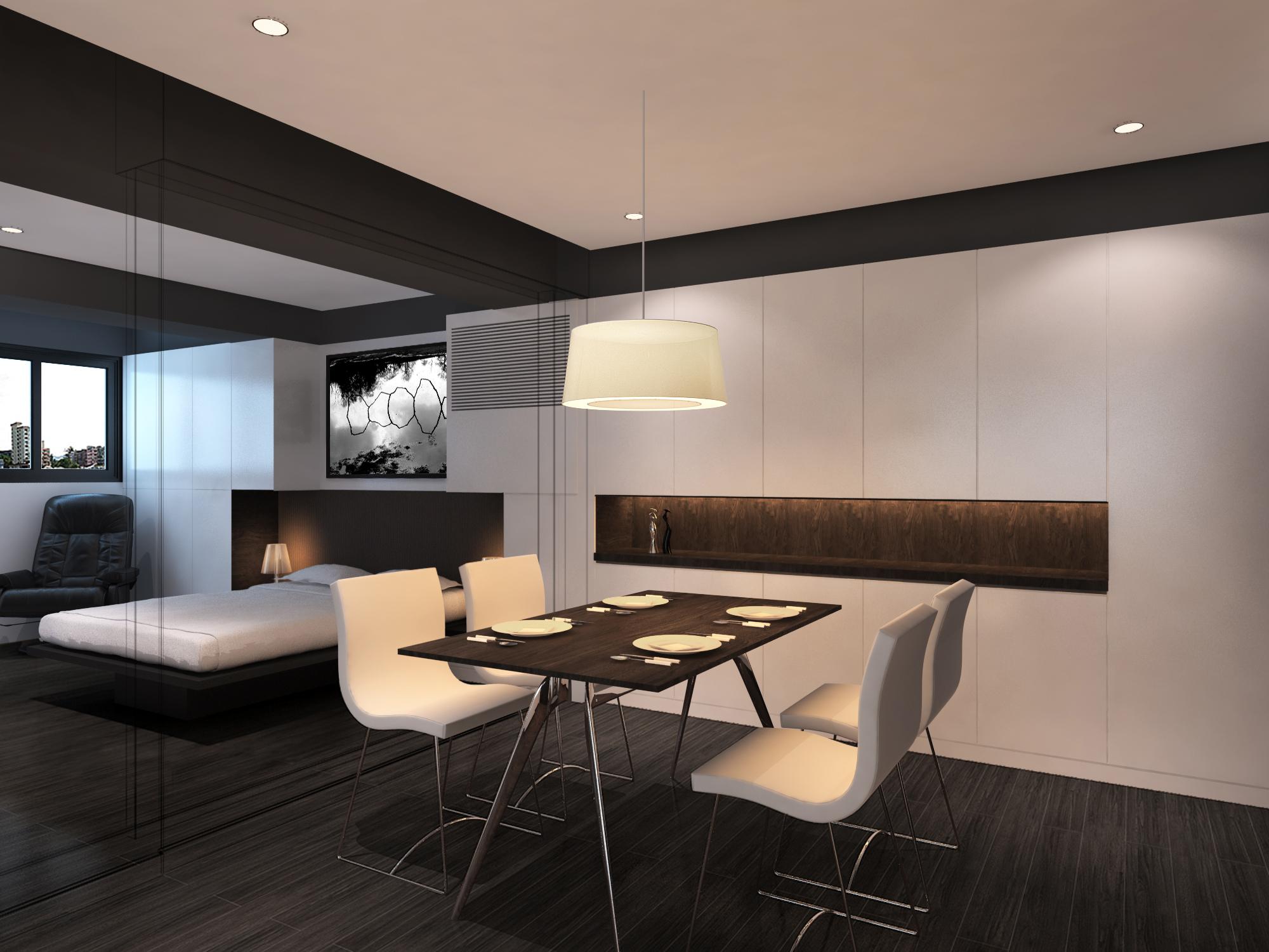 家居設計 Home Design 畫家 Gallery alike Home (1)