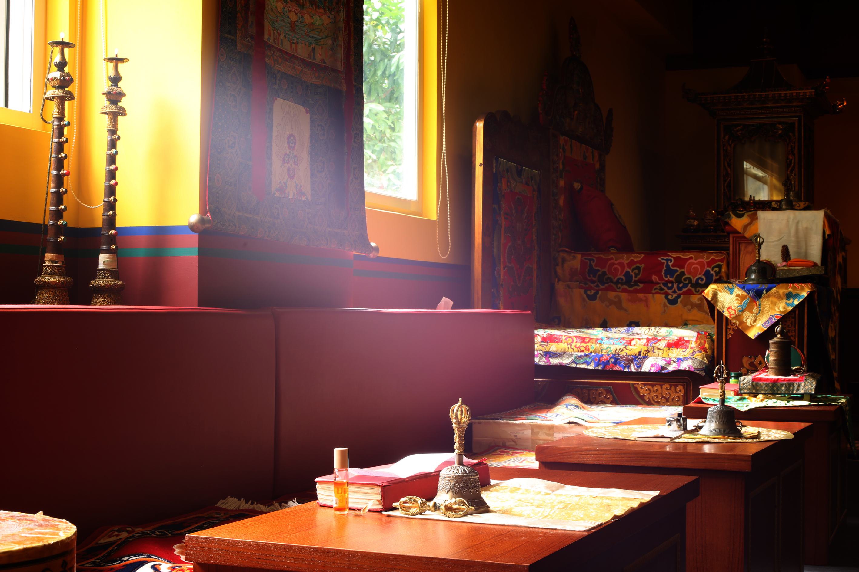 佛教中心設計Buddhist Center Design Karma Kagyu HK  (8)