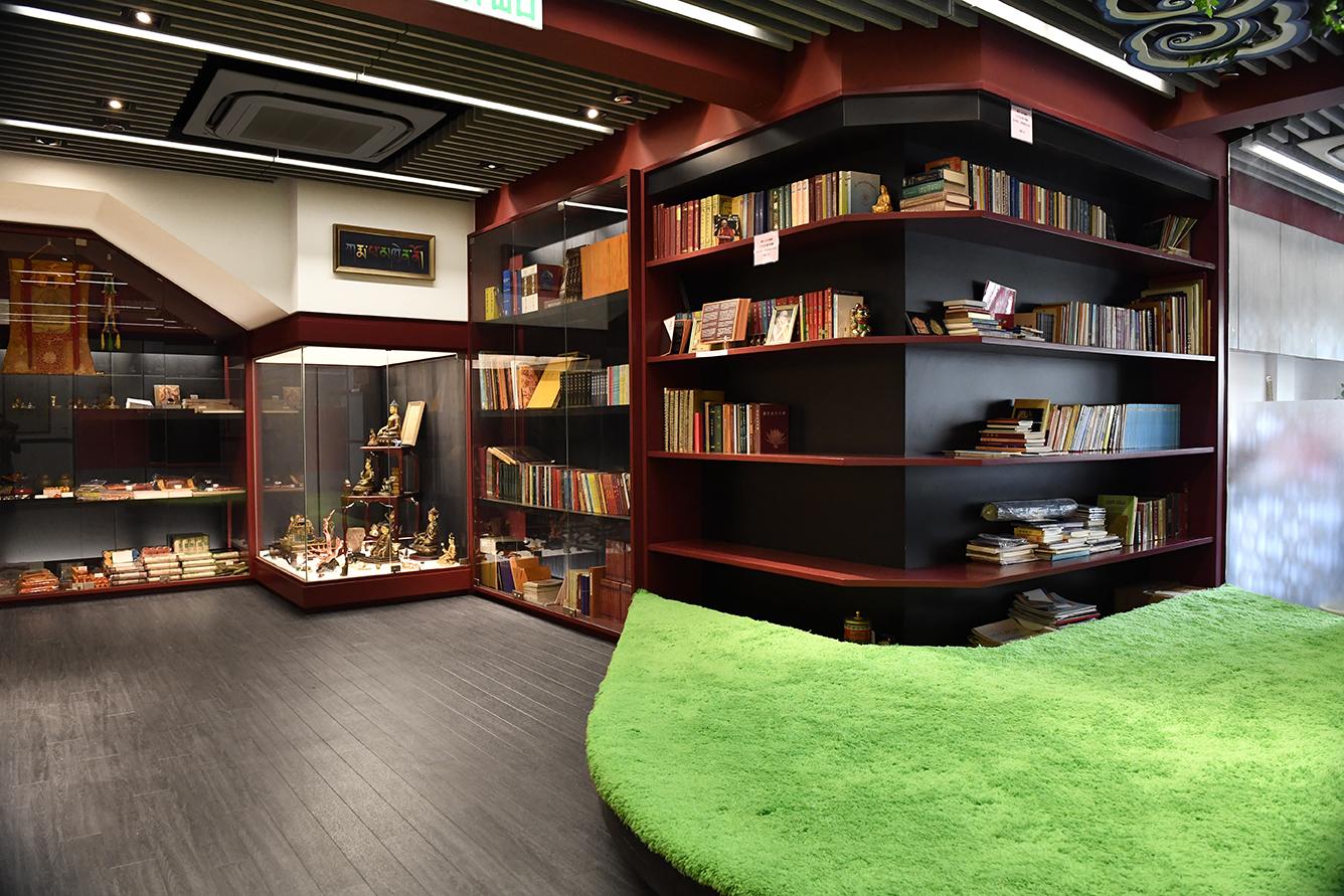 佛教中心設計Buddhist Center Design Karma Kagyu HK  (3)