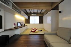 家居設計 Home Design HK 和室 Japanese Style Home (4)