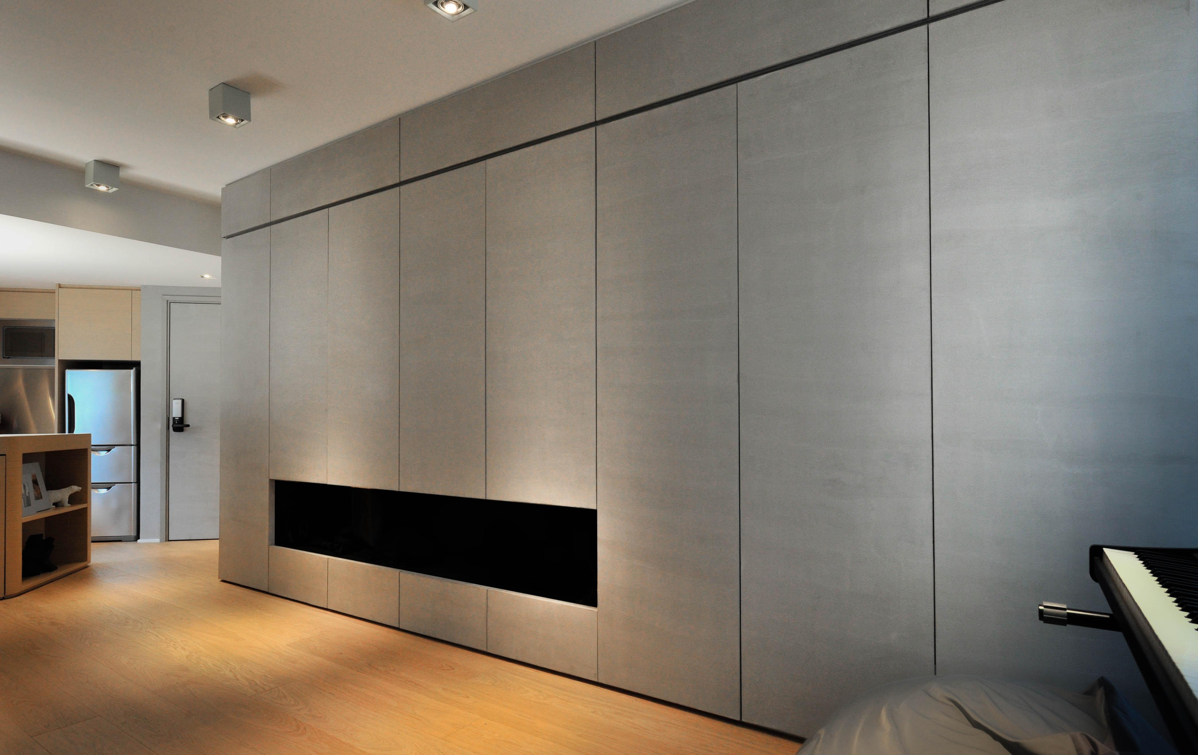 家居設計 Home Design hk  _綠_升級的家 Green within 600sqft (7)